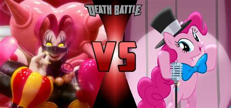 Rainbow Minny Roll candelilla vs pinkie pie the fight part 1 of 2 by