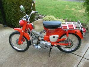 Honda Trail 90 For Sale 1968 Honda Ct90 K0 For Sale Bike Urious