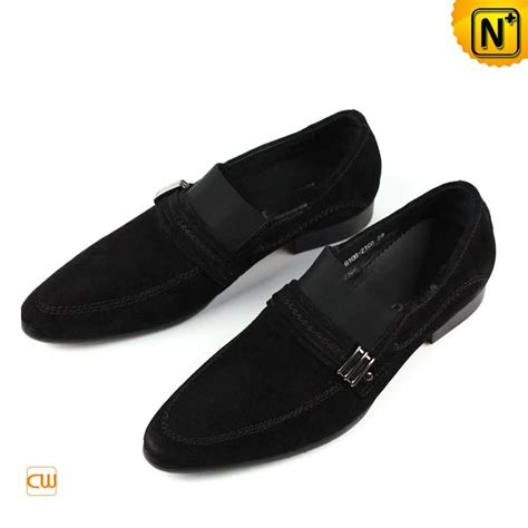 design dress shoes mens black nubuck leather designer dress shoes cw743080