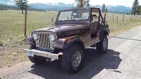 jeep cj5 laredo look at my 1980 jeep cj5 laredo