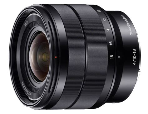 Lensa Sony E 10 18mm F 4 5 5 6 Oss sony e 10 18mm f 4 oss specifications and opinions
