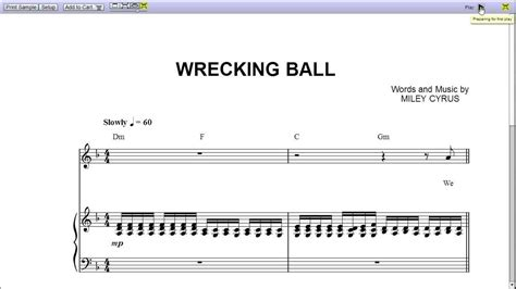 miley cyrus wrecking ball piano tutorial by plutax miley cyrus wrecking ball piano sheet music teaser