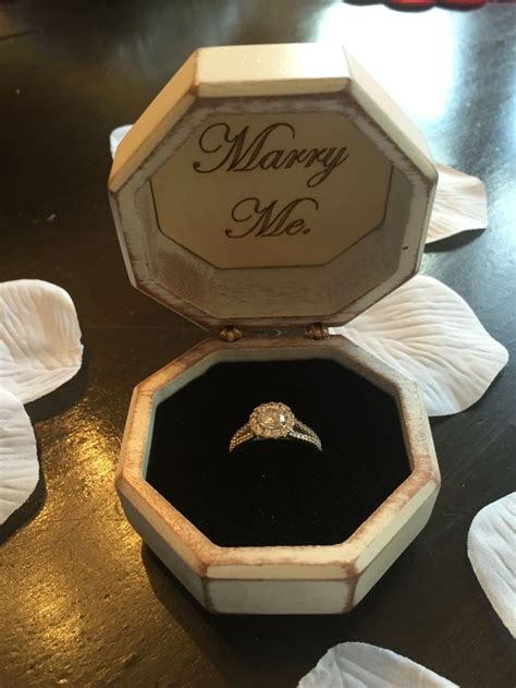17 best ideas about wedding ring box on ring