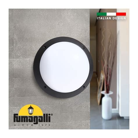 Eclairage Exterieur Led 1577 by Hublot Ext 233 Rieur Circulaire Ip66 Fumagalli Gamme Lucia
