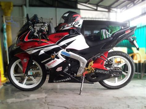Fairing Rr New Coak Bebas Warna 17 best images about modifikasi motor on fighter honda motors and ducati