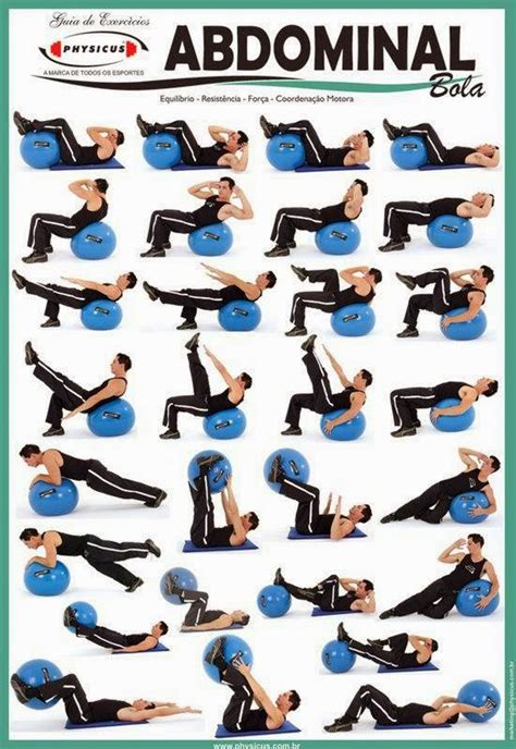 fit media concepts swiss ball exercises