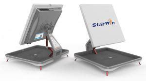 best flat panel antenna portable manual terminal manufacturers vsat terminal for sale