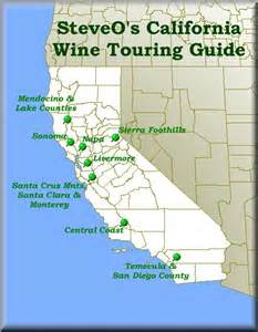 steveo s introduction to the california wine regions