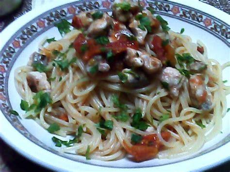 cefalo ricette cucina spaghetti con pomodorini e cefalo ricette di cucina