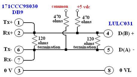 modbus termination resistor size modbus termination resistor size 28 images modbus rtu wiring communication via the rs485