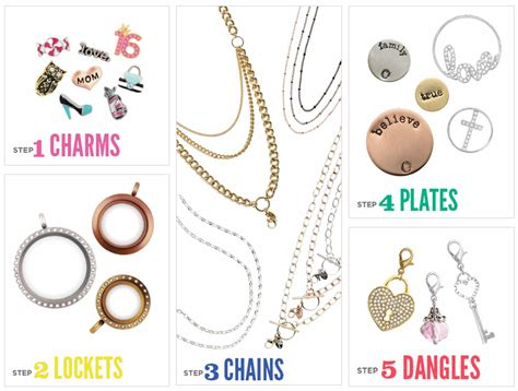 What Is Origami Owl Jewelry Made Of - origami owl meaningful jewelry designed by you pandora