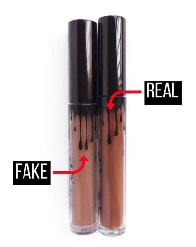 Lipstik Nyx Replika lipstick vs real redlipstickk