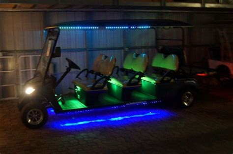 led light kit golf cart accessories