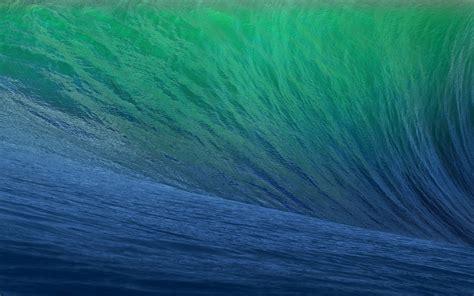 abstract ocean wallpaper apple osx mavericks mac computer ocean sea waves abstract