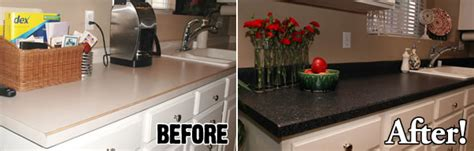 Miracle Method: A Safer Way to Restore Countertops