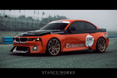 bmw concept 2002 quot turbomeister quot the bmw 2002 hommage concept stanceworks