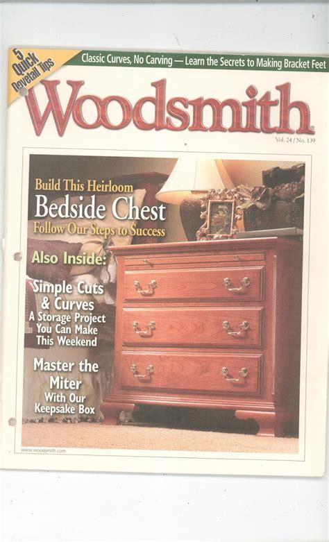 woodworking magazine index pdf woodsmith magazine index plans free