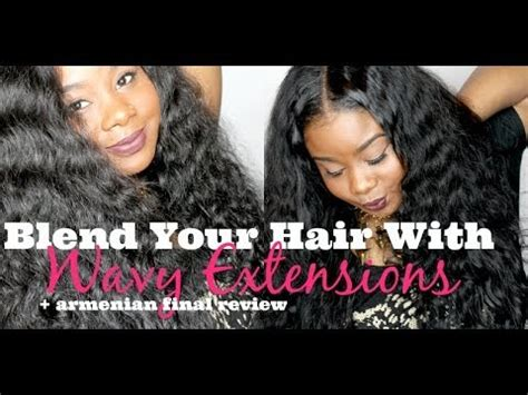 how to blend your leave out with curly hair extensions full download how to blend your leave out with curly