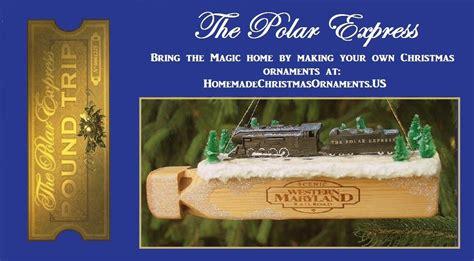 how to make a polar express paper christmas tree diy polar express ornament ornaments
