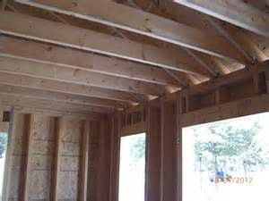 interior joist and rafter details church of the holy