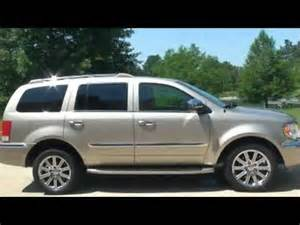 2011 Chrysler Aspen For Sale 2008 Chrysler Aspen Limited 4x4 Nav Tv For Sale See Www