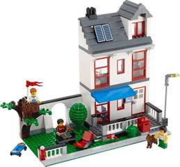 steve s lego the classic lego house