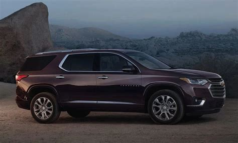 2020 Chevy Traverse by 2020 Chevy Traverse Changes Interior Design Price