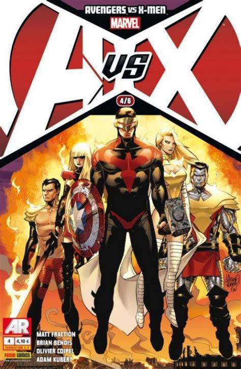 avengers versus x men 1846535182 avengers vs x men bd informations cotes
