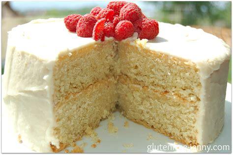 kuchen glutenfrei rezept gluten vanilla birthday cake glutenfree