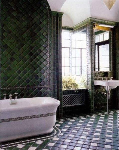 dark green bathroom dark green bathroom tile 8 homes pinterest dark