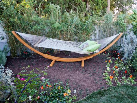 hammock in backyard backyard hammock ideas design trends