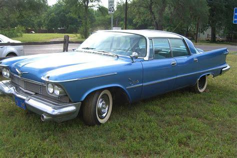 58 Chrysler Imperial 187 chrysler imperial 1958