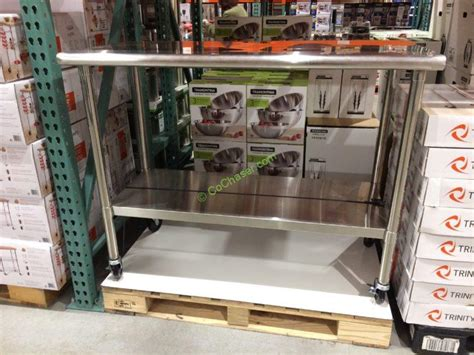 stainless steel prep table costco stainless steel prep table costcochaser