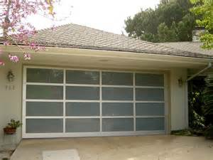 La Overhead Garage Door Glass Garage Doors