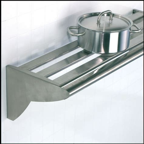 stainless steel commercial kitchen wall wall shelves commercial kitchen wall shelving commercial