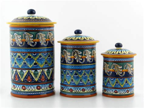italian canisters kitchen italian style kitchen canisters 28 images ceramic