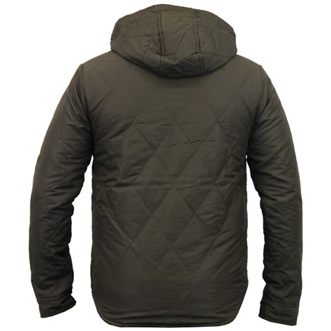 Hooded Padded Lightweight Jacket mens jacket soul coat padded quilt hooded