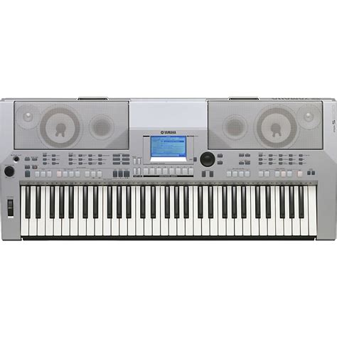 Keyboard Yamaha Arranger yamaha psr s500 arranger workstation keyboard music123