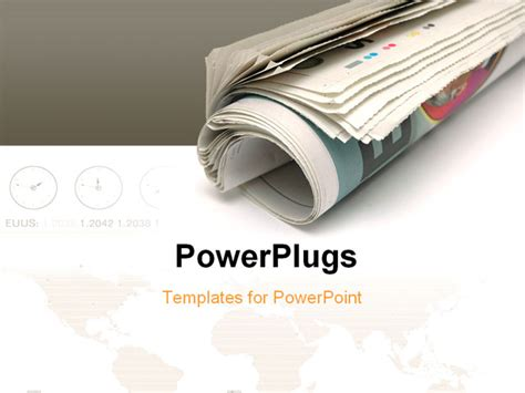 powerpoint templates newspaper image gallery newspaper background template