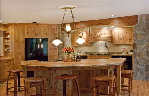 fresh angled kitchen island ideas 6706 timber frame counters tops new energy works