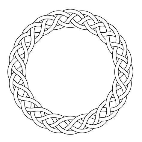 celtic knot circle www imgkid com the image kid has it