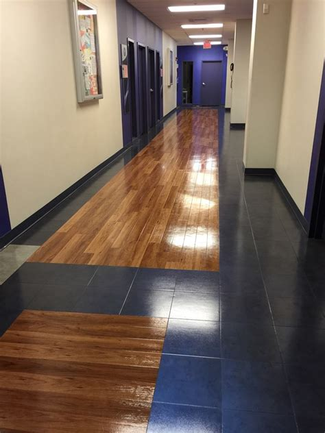 floor stripping waxing services quality cleaning