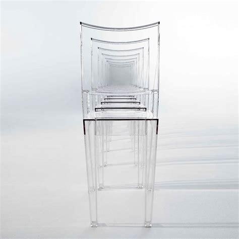 sedia policarbonato trasparente offerte la sedia kartell di design in policarbonato