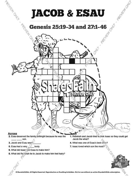 sunday school coloring pages jacob and esau sunday school coloring pages jacob and esau bltidm