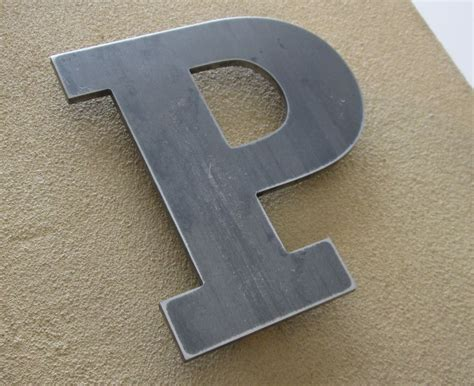 metal letter cor ten lettering for signs metal letters