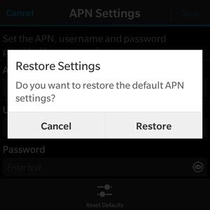 reset apn blackberry net set up internet blackberry z3 10 3 device guides