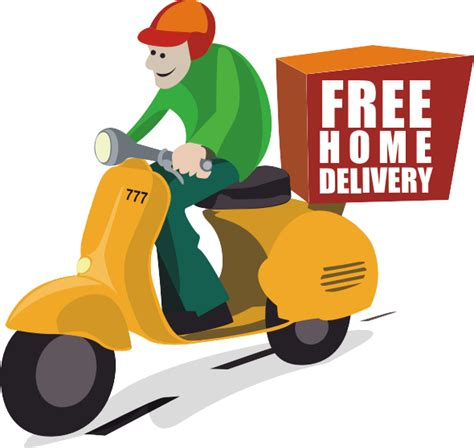 home delivery clip art  home delivery logo png