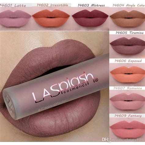 La Splash Irriesistible la splash lipstick uk the of