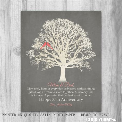 Wedding Anniversary Gifts Ireland by 45th Wedding Anniversary Gifts Ireland Lamoureph