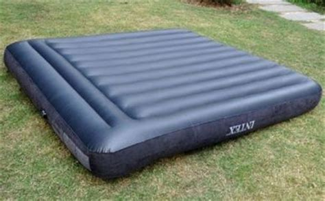 intex king size pillow rest classic air bed 80 quot x 72 quot air beds and pillows